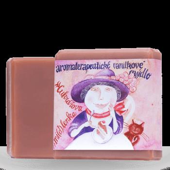 sladké vanilkové mýdlo cukrářova midlenka