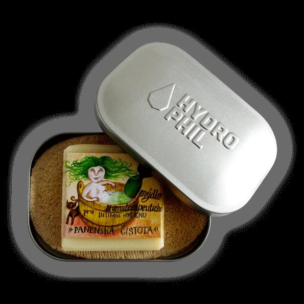 Cestovní krabička s mýdlem
